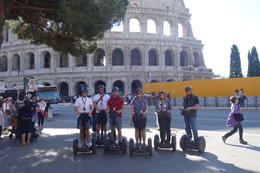 Our Segway group , Barbara H - January 2017
