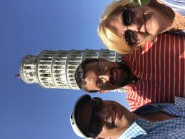 The Tower behind us! , manley125 - July 2017