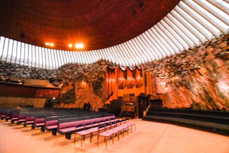 Helsinki and Suomenlinna Sightseeing Tour