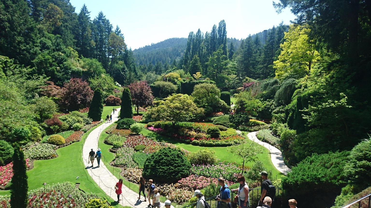 MÁS FOTOS, Butchart Gardens Tour from Victoria