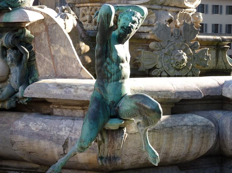 cool sculpture - Florence