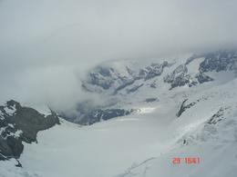 A view of the Alps., Venkat S Lolla - June 2010