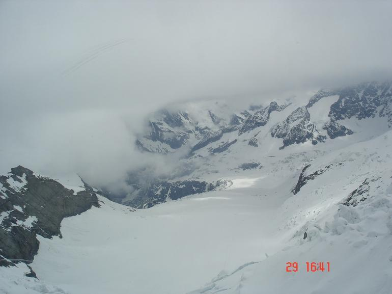 Eiger - Jungfrau Glacier Panorama View (from Zurich) photo 26