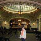 Recorrido a pie por Chicago: arquitectura interior del Loop y recorrido de túneles peatonales, Chicago, IL, ESTADOS UNIDOS