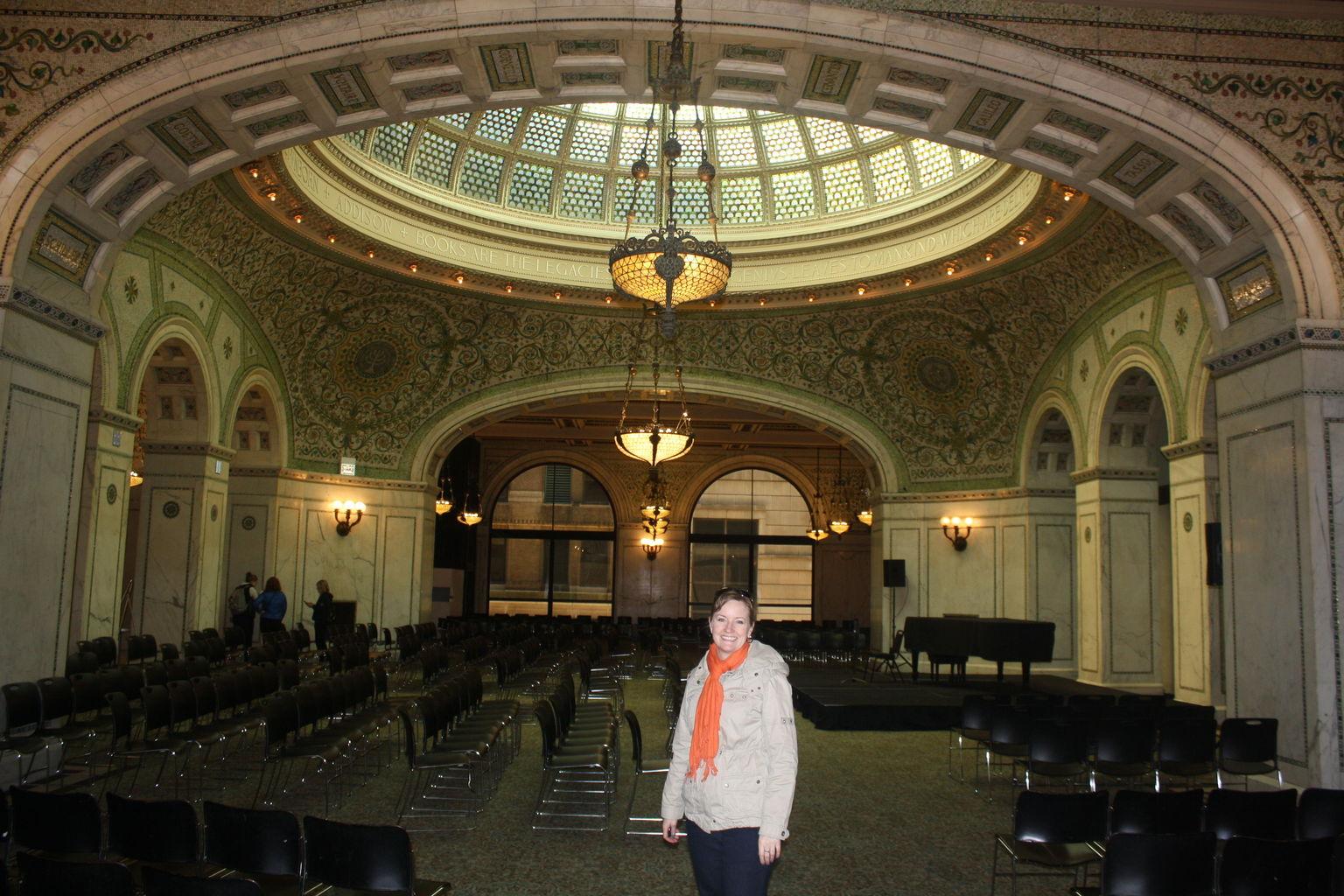 MÁS FOTOS, Recorrido a pie por Chicago: arquitectura interior del Loop y recorrido de túneles peatonales