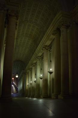 En route to the Sistine Chapel. , Jennifer G - October 2014
