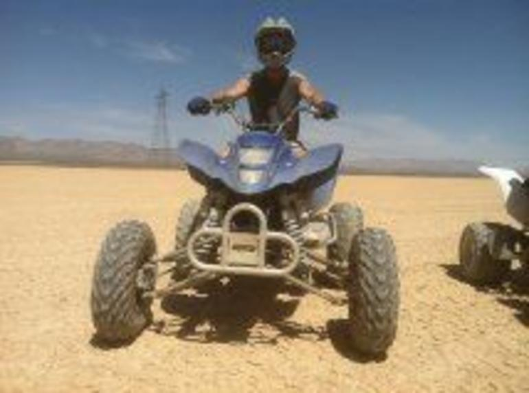 Hidden Valley and Primm Extreme ATV Tour photo 36