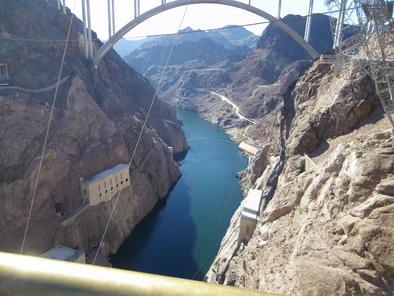 Inside Hoover Dam Tour