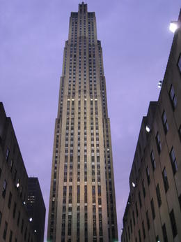 Rockefeller Center. , K and A - August 2012