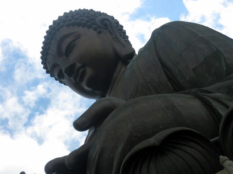 Lantau Island Buddha - Hong Kong