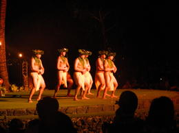 Part of the Luau entertainment. , Richard L - February 2013