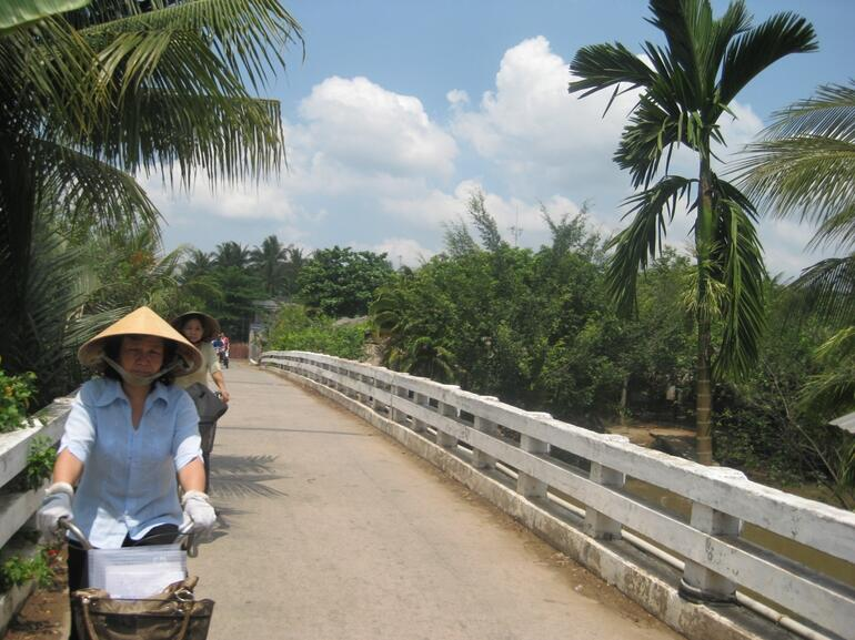 Mekong Delta Scene - Ho Chi Minh City