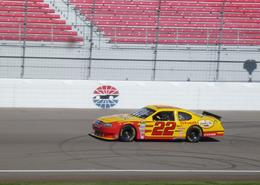 Nascar being driven down the straight. , Paul M - October 2013