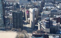 das Bügeleisen von NY , ulf - April 2015