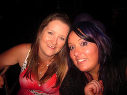 Amelia and I! , Sarah S - January 2011