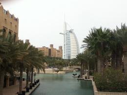 The Burj Al Arab , Patricia K - March 2012