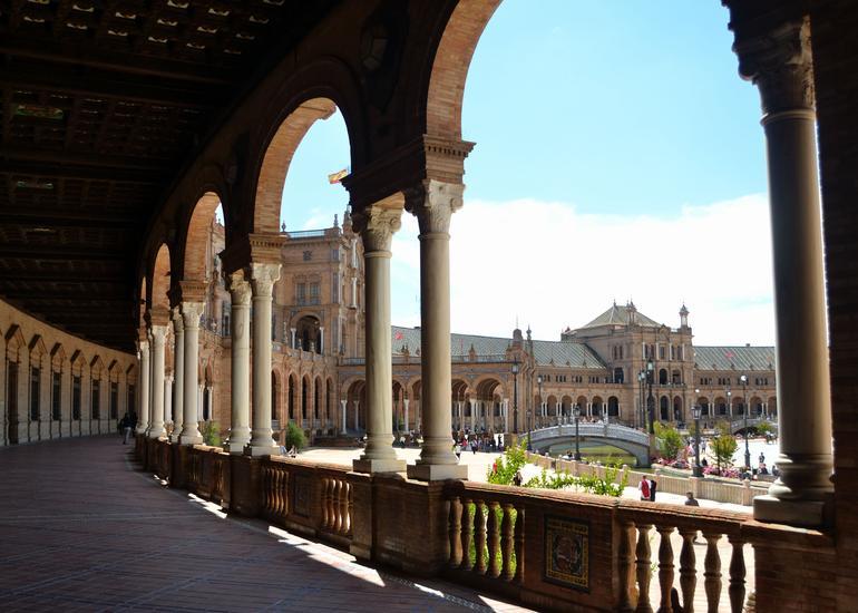 Plaza de Espana 5.JPG - Seville