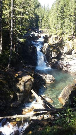 Gorgeous hike down to Silver Falls , megan o - October 2014