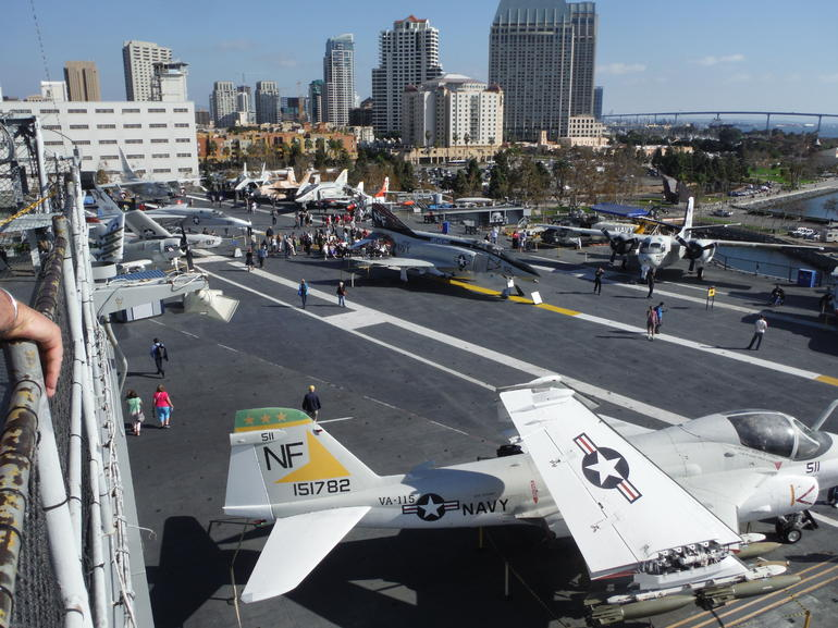 Skip the Line: USS Midway Museum Admission Ticket photo 26