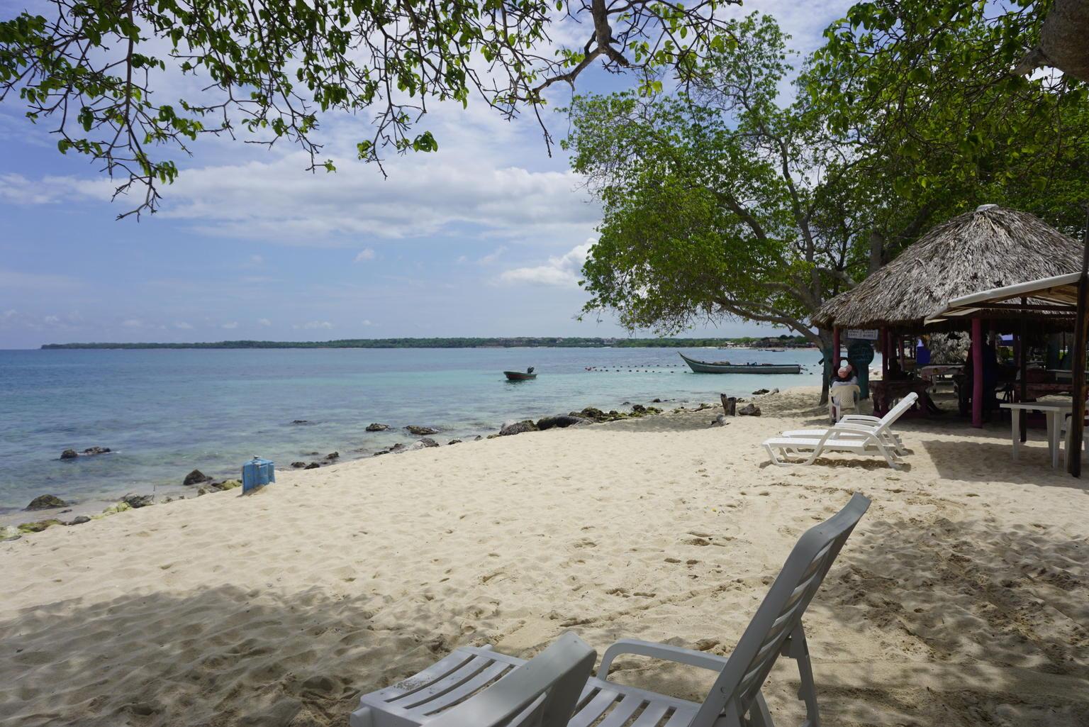 MÁS FOTOS, Traslado a Baru y Playa Blanca con almuerzo desde Cartagena