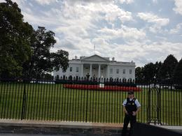 La Maison Blanche , yves m - September 2017
