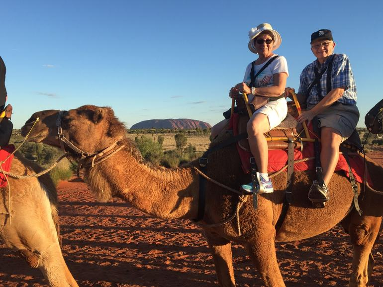 Uluru Camel Express, Sunrise or Sunset Tours photo 10