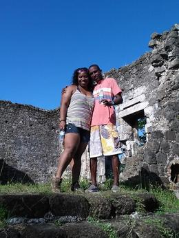 We rode through a village/former plantation and stopped for photos... , Felicia B - December 2013