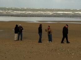 Juno beach , Lynne H - November 2013