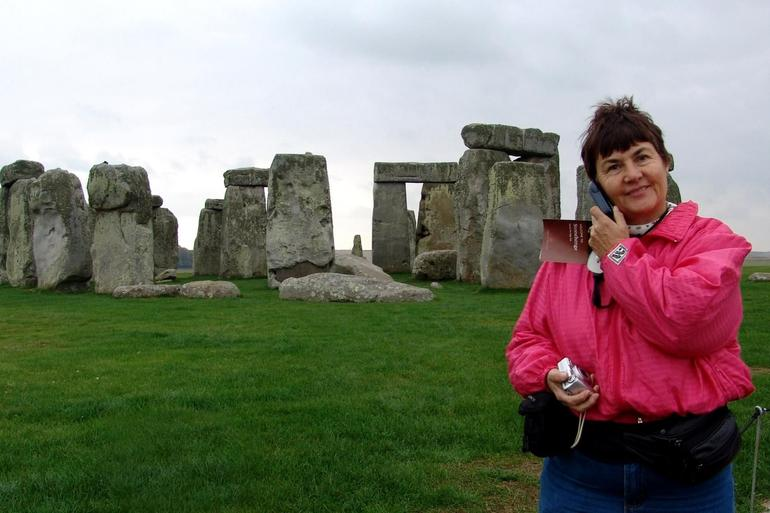 Audio tour of Stonehenge - London