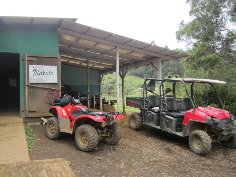 Big Island ATV Tour Through Waipio Valley - Big Island of Hawaii