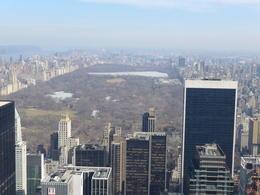 vue depuis le top of the rock (TOR) , Didier V - March 2014
