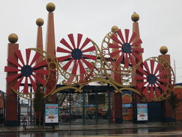 Coney Island Amusement Park, Patricia P - July 2015