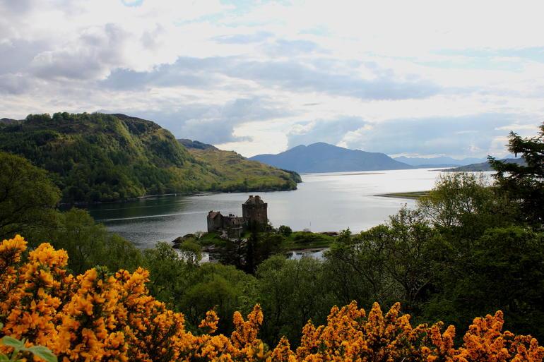 Eilean Donan - Edinburgh