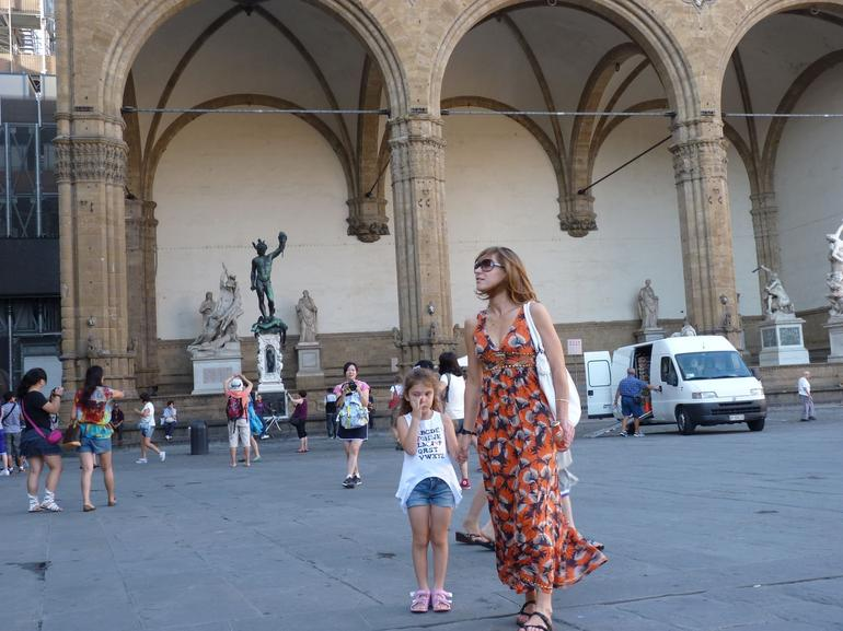 gorgeous stranger and her child - Florence