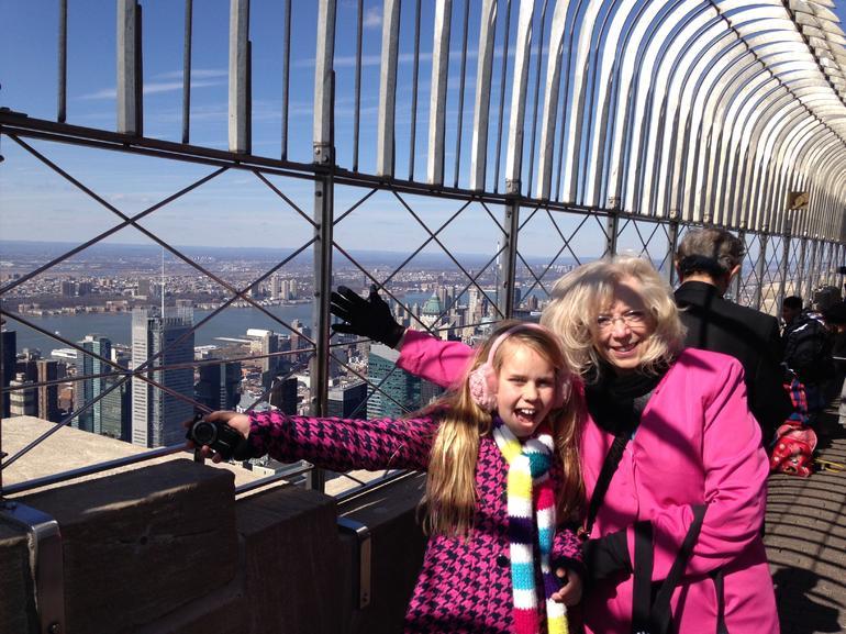 Grace and Grandma - New York City