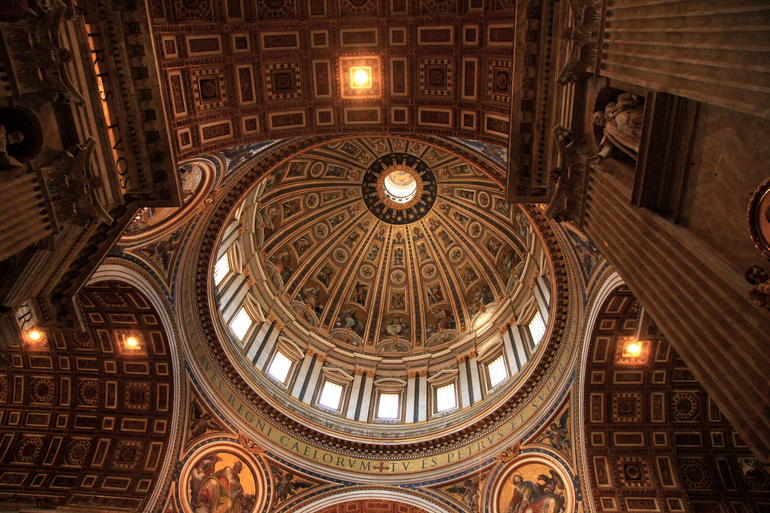 Heavens on Earth - Rome