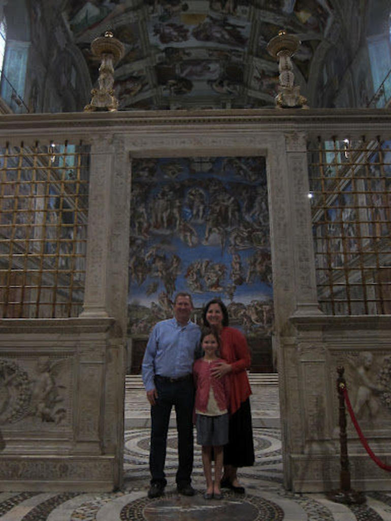 VIP Access to Sistine Chapel! - Rome