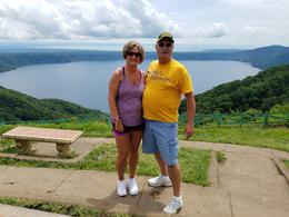 This was the Nicaragua Lake tour portion of this tour. Very beautiful! Cheap shopping was also available during this portion of the tour, but there wasn't a boat ride available for an extra charge ... , Tina R - September 2016