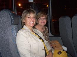 On the Bus, touring Las Vegas, Nicks - November 2011