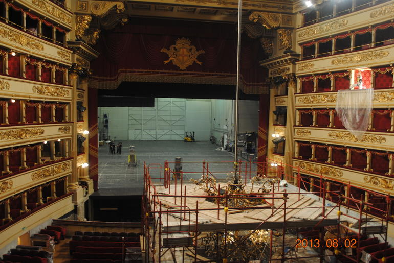 La Scala Opera House - Milan