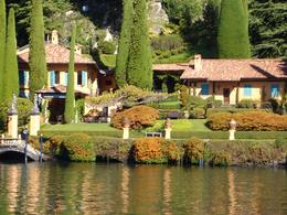 ONE OF THE MANSION IN LAKE COMO, LiuChing M - October 2010