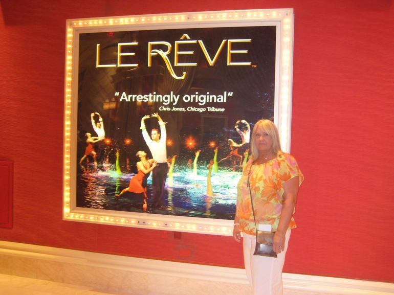 Le Reve at the Wynn - Las Vegas