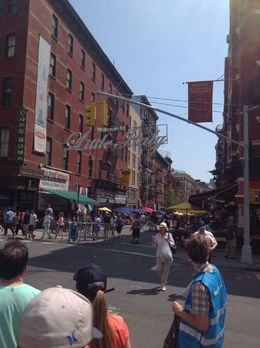 Little Italy , Andrew H - July 2015
