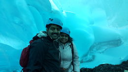 Awesome Ice Caves @ Mendenhall Glacier, AK , DILIP D - July 2015