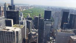 Manhattan vue de très haut , CORINNE C - May 2016