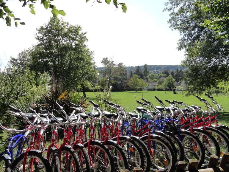 Our Bike's - Paris
