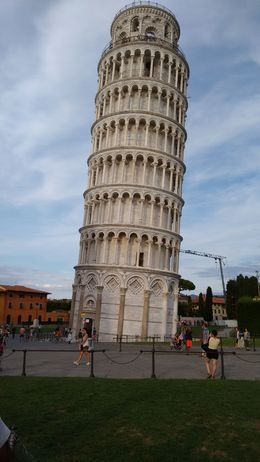 Leaning Tower of Pisa , Andrea D - September 2015