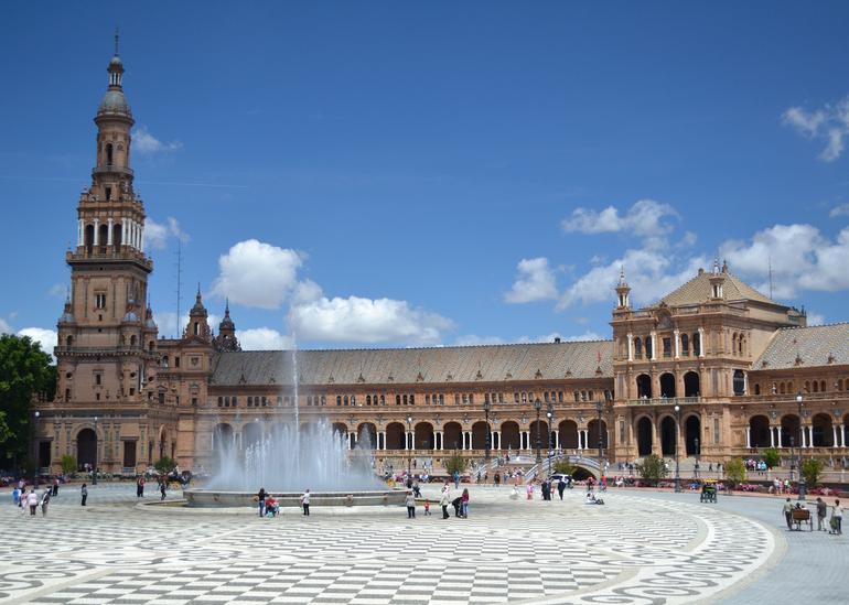 Plaza de Espana 6.JPG - Seville