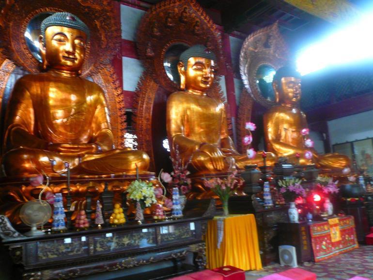 Six Benyan Temple - Hong Kong