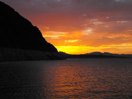 Sunset on Lake Mead, Traveler from Texas - July 2011
